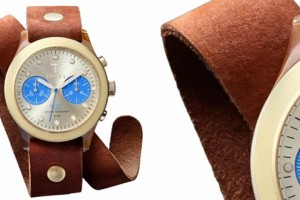 Triwa Watches Turtle Twist Brasco Chrono
