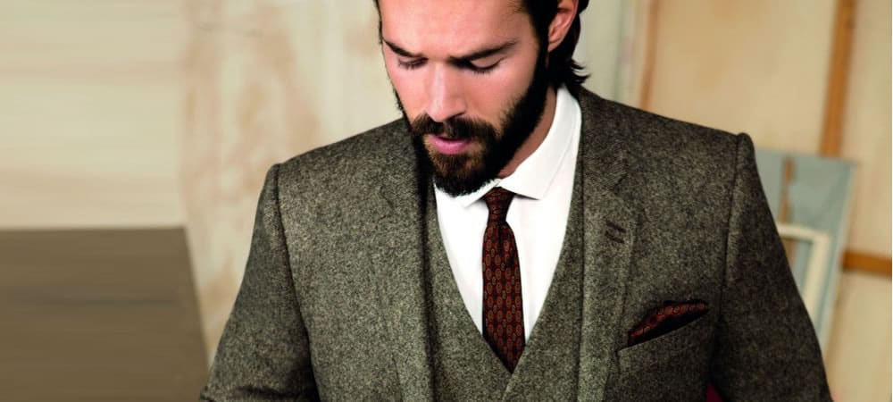 Men's Fashion Basics – Part 60 – The 3-Piece Tweed Suit