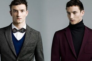 Zara Man November 2011 Lookbook