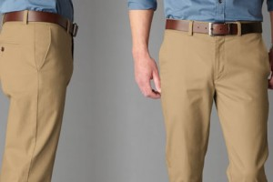 Dockers Extra Slim Stretch Khaki Trousers