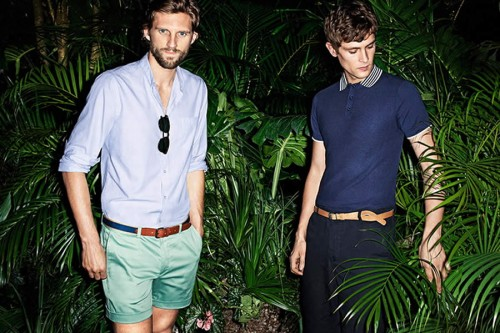 H&M Conscious Collection 2012 Men's Lookbook