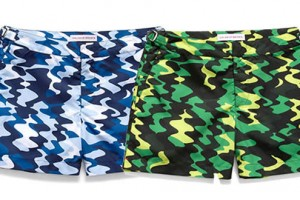 Nick Wooster x Orlebar Brown Swim Trunk Collection