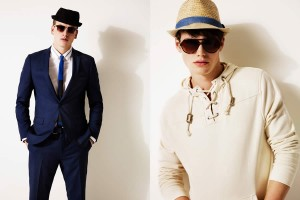 River Island Spring/Summer 2012 Menswear Lookbook