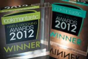 lookmantastic Hair & Grooming Awards 2012