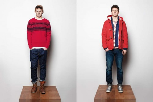 Scotch & Soda Autumn/Winter 2012 Men's Lookbook