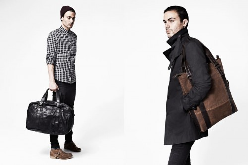 AllSaints Autumn 2012 Part Two Men's Lookbook
