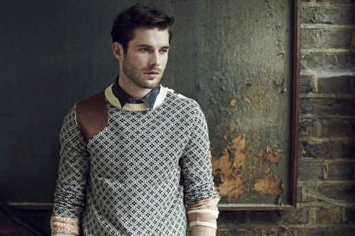 River Island Autumn/Winter 2012 Holloway Road Men's Lookbook