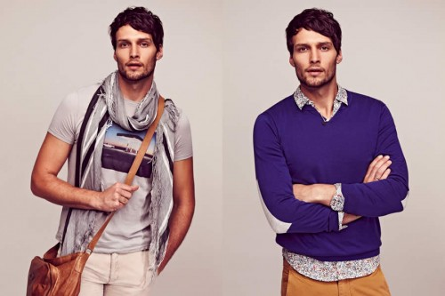 IKKS Spring/Summer 2012 Men's Lookbook