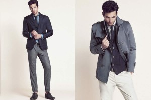H.E. by Mango September 2012 Men's Lookbook