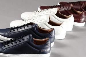 Common Projects Footwear: AW12 Collection