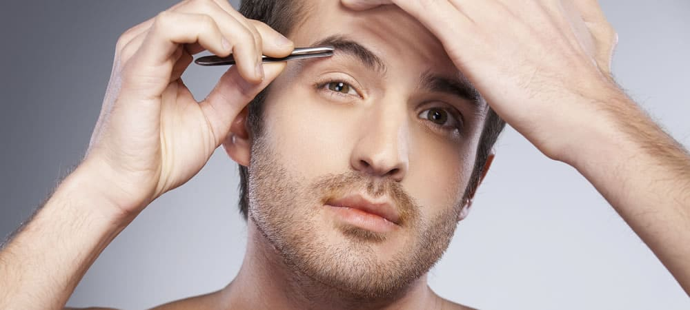Men's Grooming: Eyebrow Maintenance