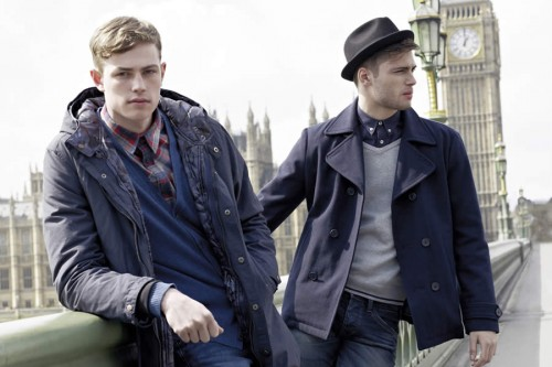 Pepe Jeans Autumn/Winter 2012 Advertising Campaign