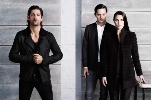 AllSaints Autumn/Winter 2012 Advertising Campaign