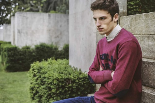 Brooklyn We Go Hard Autumn/Winter 2012 Men's Lookbook