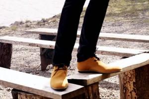 Men's Footwear Guide: The Desert Boot