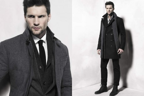 H.E. by Mango November 2012 Men's Lookbook