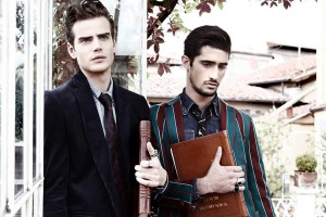 LuisaViaRoma Autumn/Winter 2012 Advertising Campaign