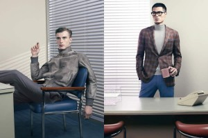 Barneys Autumn/Winter 2012 Men's Lookbook