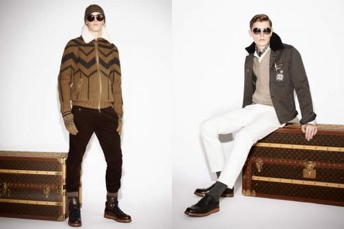 Louis Vuitton Autumn/Winter 2013 Pre-Collection Men's Lookbook