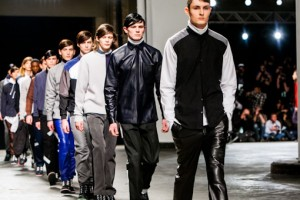 London Collections: MEN – Christopher Shannon AW13 Review
