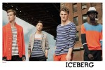 Iceberg Spring/Summer 2013 Advertising Campaign
