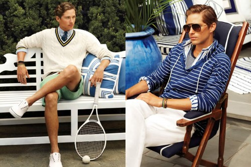Polo Ralph Lauren Resort Spring/Summer 2013 Advertising Campaign