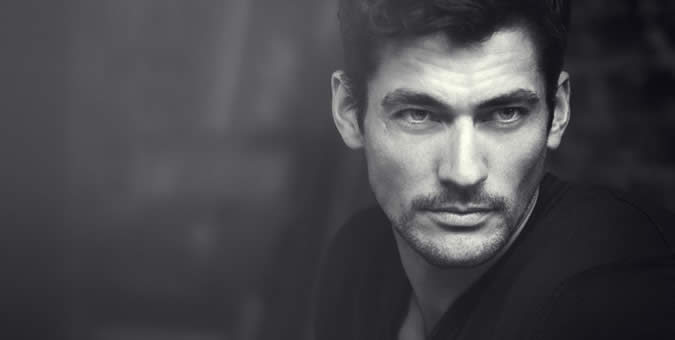 Model Profile: David Gandy