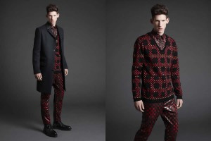 McQ Autumn/Winter 2013 Men's Lookbook
