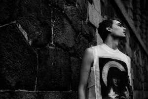 Givenchy Spring/Summer 2013 Men's Lookbook