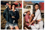 Lucky Brand Spring/Summer 2013 Advertising Campaign
