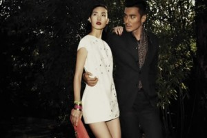 SHANGHAI TANG SS13 ADVERTISING CAMPAIGN BEHIND THE SCENES