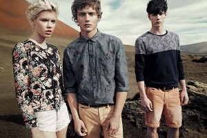 Pull&Bear Spring/Summer 2013 Advertising Campaign