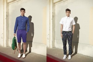 Club Monaco Spring/Summer 2013 Men's Lookbook