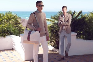 Gucci Cruise Spring/Summer 2013 Men's Lookbook