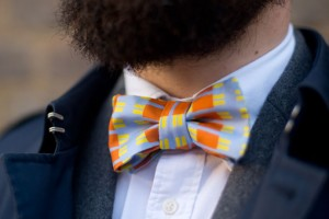Charles Olive Bow Ties