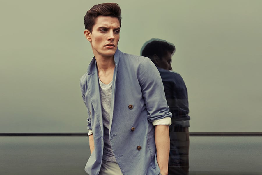 Reiss Spring/Summer 2013 Turn Up The Heat Men&#8217;s Lookbook