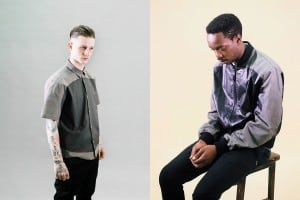 ASOS Black x PUMA Autumn/Winter 2013 Men's Lookbook