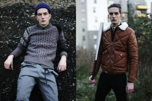 Eleven Paris Autumn/Winter 2013 Men's Lookbook