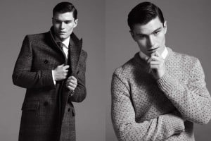 Marks & Spencer Best Of British Autumn/Winter 2013 Men's Lookbook