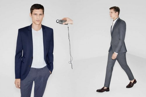 Zara Man May 2013 Men's Lookbook