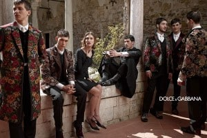 Dolce & Gabbana Autumn/Winter 2013 Advertising Campaign