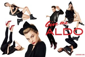 Aldo Autumn/Winter 2013 Advertising Campaign