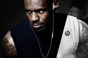 LeBron James x Beats by Dre Powerbeats Earphones