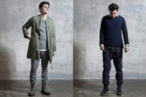 nonnative Autumn/Winter 2013 Men's Lookbook