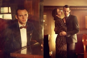 Ted Baker Autumn/Winter 2013 Men's Lookbook