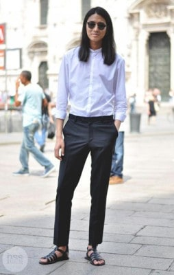 Heo Minho, Photographed in Milan<br/> Click Photo To See More