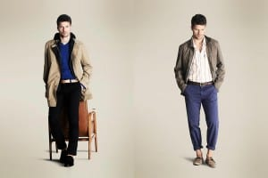 Faconnable Pre Autumn/Winter 2013 Men's Lookbook
