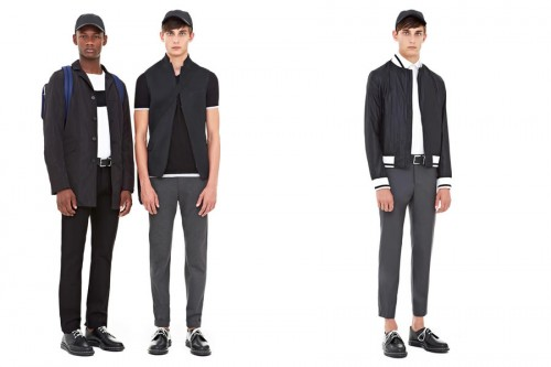 DKNY Spring/Summer 2014 Men's Lookbook