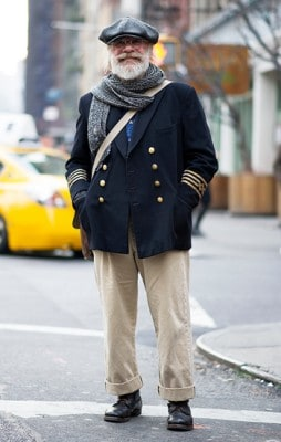 Doug Bihlmaier, Photographed in New York City<br/> Click Photo To See More