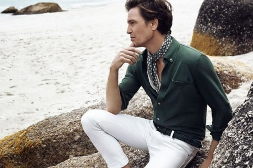 Ramsey Spring/Summer 2014 Advertising Campaign
